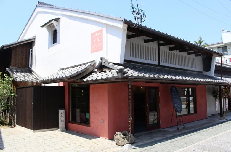 びわこレストランROKU 長浜駅徒歩5分。黒壁スクエア内の美味しい料理と素敵な空間