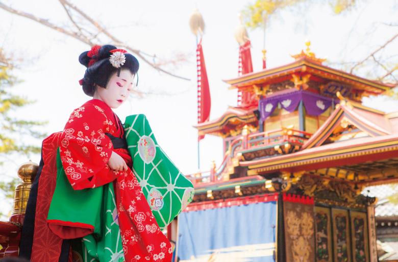 長浜曳山まつり2021|400年以上の伝統のある日本三大山車祭の一つ