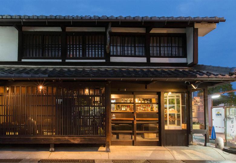 燈道はなれ長浜店 極上の近江牛とこだわりのお酒を嗜む和モダンな空間
